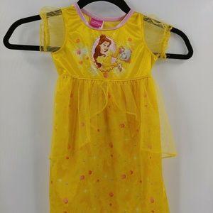 Disney Belle nightgown/costume 2T